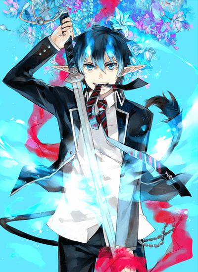 Синий Экзорцист / Ao no Exorcist смотреть аниме онлайн
