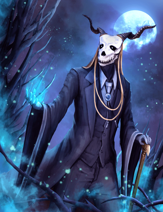 Элиас Эйнсворт / Elias Ainsworth