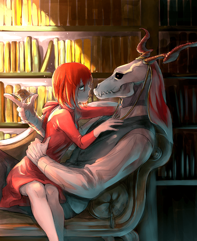 Чисэ и Элиас / Chise and Elias