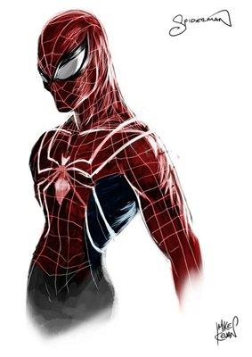 Арт картинки супергероев