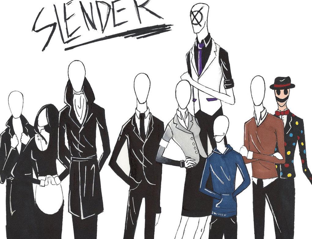 картинки крипипаста слендермен и его братья постмодерна игра культурным