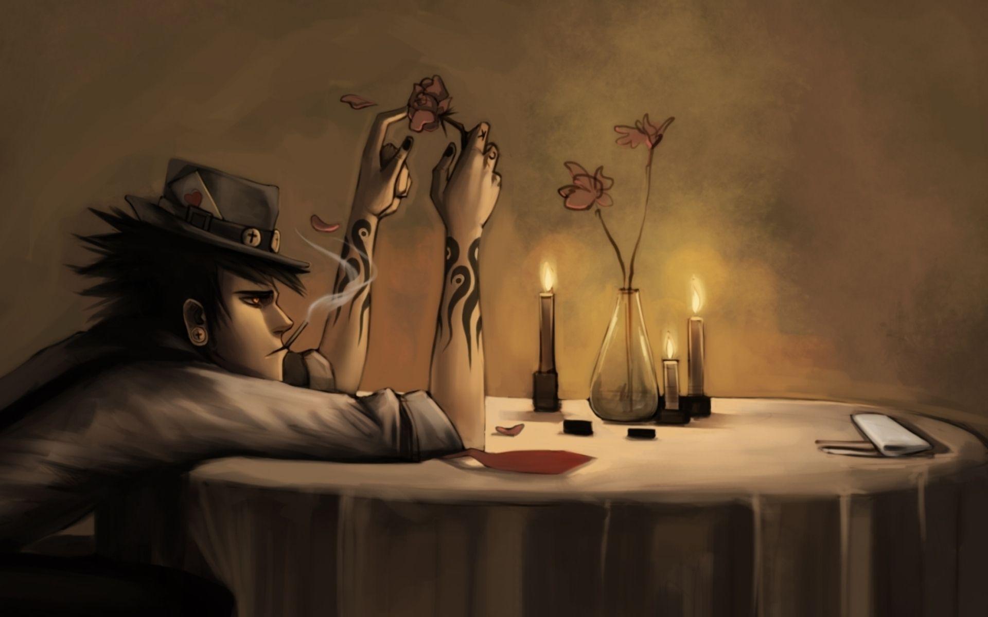 фэнтези одиночество картинки муж уходил войну