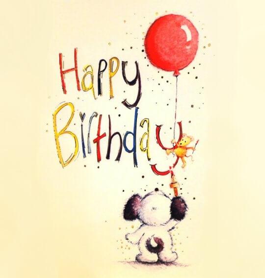 Небанальное поздравление с днем рождения