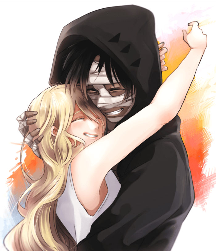 Арт Ангел кровопролития/ Angels of Death/ Satsuriku no Tenshi